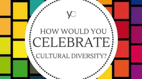 celebrate cultural diversity